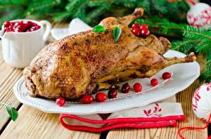 Fotos Hühnerbraten Neujahr