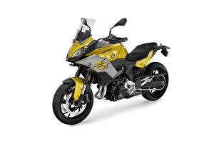 Wallpapers BMW - Motorcycle White background 2020 F 900 XR