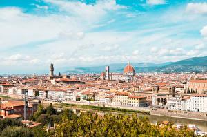 Hintergrundbilder Florenz Italien Kathedrale Gebäude Duomo S. Maria del Fiore