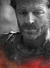 Pictures Game of Thrones Man Face Jorah Mormont Celebrities