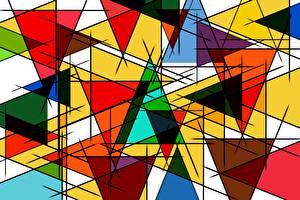 Bilder Geometrie Figur Textur Bunte