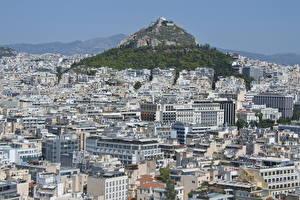 Fotos Griechenland Gebäude Athens Städte