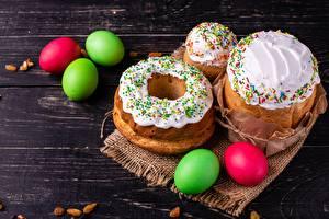 Fonds d'écran Koulitch Pâques Glacage au sucre   Œuf