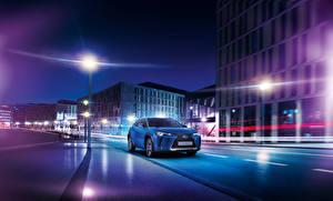 Hintergrundbilder Lexus Hellblau 2020 UX 300e Worldwide Autos