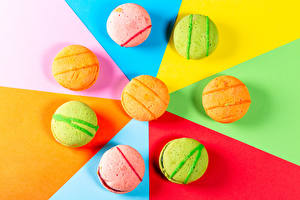 Pictures Macaron Multicolor