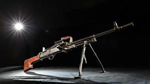 Wallpaper Machine guns Russian TKB-464 military