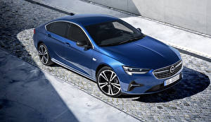 Pictures Opel Blue 2020 Insignia Grand Sport