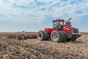 Bilder Landwirtschaftlichen Maschinen Acker Traktoren 2013-20 Case IH Steiger 620 HD Wheeled