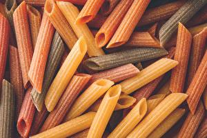 Fotos Hautnah Makkaroni Mehrfarbige Lebensmittel