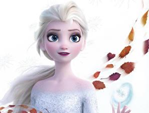 Bilder Die Eiskönigin – Völlig unverfroren Disney Elsa Mädchens
