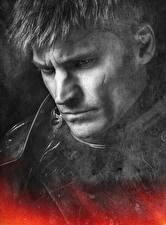 Images Game of Thrones Closeup Men Face Jaime Lannister