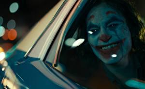 Sfondi desktop Joker 2019 Joker eroe Sorriso Finestra Pagliacci Film