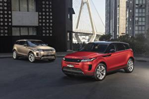 Pictures Range Rover CUV 2 2019-20 Evoque automobile