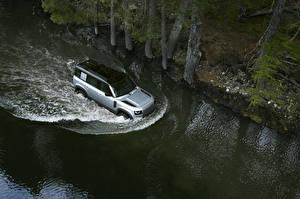 Fondos de escritorio Land Rover Crossover Plata color 2020 Defender 110 Country Pack First Edition Worldwide Coches