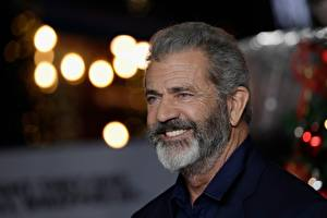 Fotos Mel Gibson Lächeln Bärte Alter Prominente