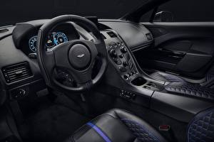 Pictures Aston Martin Salons Interior Steering wheel Rapide, 2019 auto