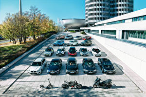 Wallpaper BMW Mini Many Germany Munich Cars