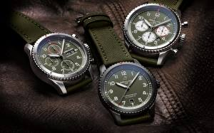 Pictures Clock Watch Three 3 Swiss Luxury, Breitling Aviator 8 Curtiss Warhawk collection, Aviator 8 Automatic 41 Curtiss Warhawk, Aviator 8 Chronograph 43 Curtiss Warhawk