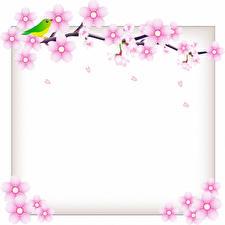 Hintergrundbilder Blühende Bäume Vögel Ast Vorlage Grußkarte Blumen