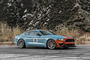 Pictures Ford Metallic Side Mustang GT, Roush Performance, Stage 3 auto