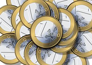 Wallpapers Money Coins Euro 1