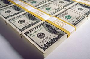 Hintergrundbilder Geld Dollars Papiergeld Band 100