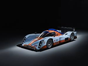 Hintergrundbilder Aston Martin DBR1-2, LMP1, Sports prototype, 24 Hours of Le Mans auto