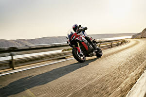 Wallpapers BMW - Motorcycle Motorcyclist Motion 2020 S 1000 XR