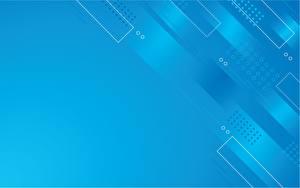 Papel de Parede Desktop Geometria Textura Celeste