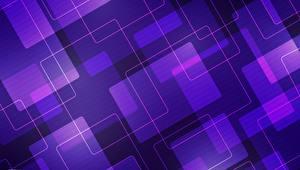 Bilder Geometrie Ornament Textur Blau Hellblau 3D-Grafik