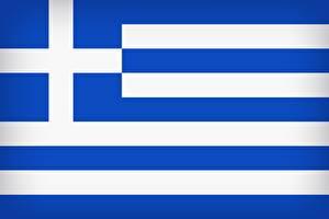 Hintergrundbilder Griechenland Flagge