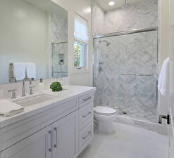 桌面壁纸,,室內,设计,浴室,鏡子,馬桶,