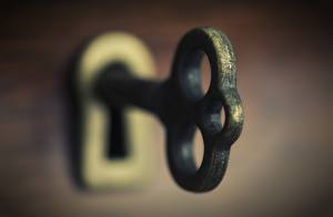 Photo Macro photography Closeup Key lock