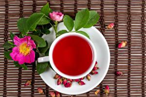 Hintergrundbilder Tee Rosen Tasse