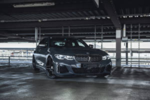Pictures BMW Gray Metallic 2020 G-Power M340i Cars