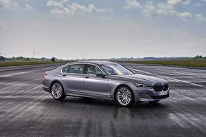 Picture BMW Sedan Gray Metallic 7 series, G11/G12 auto