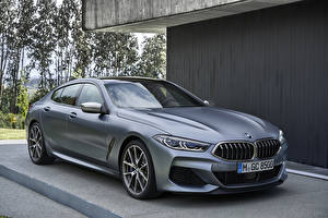 Image BMW Coupe Gray  Cars