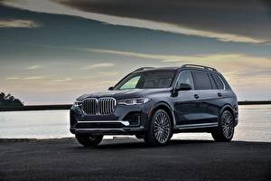 Fotos BMW Metallisch Crossover X7, G07 automobil
