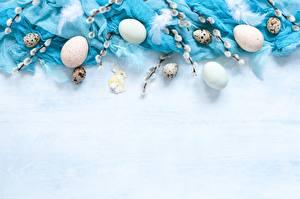 Wallpapers Easter Eggs Template greeting card verba