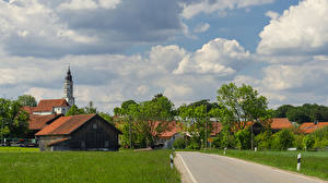 Images Germany Houses Bavaria Village  Cities
