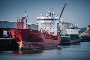 Picture Netherlands Marinas Ship Tanker (ship) Vlissingen, Else Marie Theresa