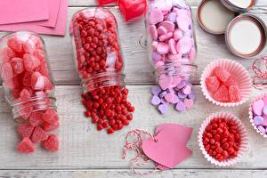 Photo Confectionery Marmalade Valentine's Day Jar Heart Food