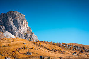 Fotos Herbst Berg Italien Parks Cinque Terre Park Felsen Natur