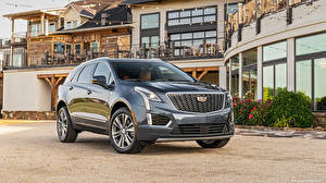Photo Cadillac Luxury Metallic XT5 Premium Luxury auto