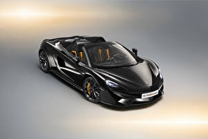 Image McLaren Black Metallic Roadster 570s