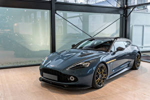 Hintergrundbilder Aston Martin Metallisch Coupe Vanquish Zagato Shooting Brake Autos