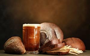 Images Bread Mug Foam Spike kvass Food