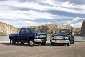 Photo Chevrolet GMC 2 Pickup TopKick C4500, Kodiak C4500
