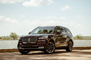 Image Lincoln Metallic Aviator Reserve, 2020 automobile