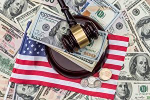 Hintergrundbilder Geld Münze Banknoten Dollars Viel Flagge Amerikanischer